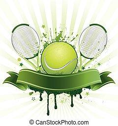 テニス, スポーツ