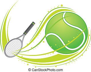 テニス, 遊び