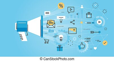 デジタル, マーケティング