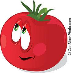 トマト, 熟した
