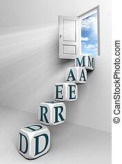 ドア, 概念, 夢