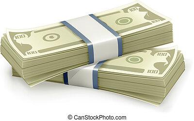 ドル, ベクトル, 山