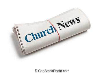 ニュース, 教会