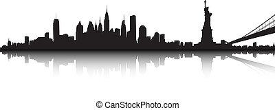 ニューヨーク, 風景
