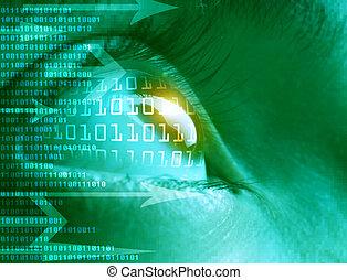 ハイテク, 技術, 背景