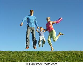 ハエ, 家族, 幸せ