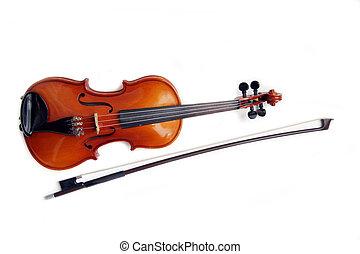 バイオリン, 隔離された