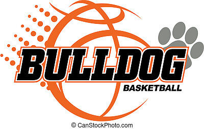 バスケットボール, ブルドッグ, デザイン