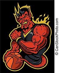 バスケットボール, 悪魔