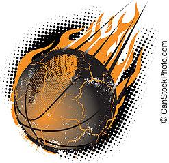 バスケットボール, 流星