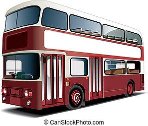 バス, ダブルデッカー
