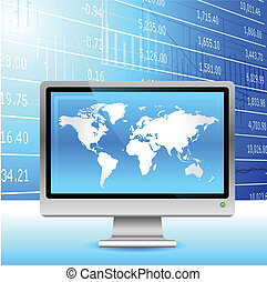 バックグラウンド。, 世界経済
