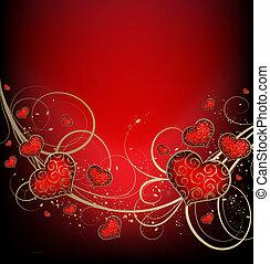 バレンタイン, 背景