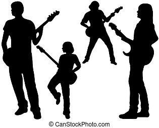 バンド, 歌うこと