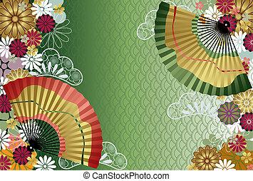 パターン, 日本語, 伝統的である