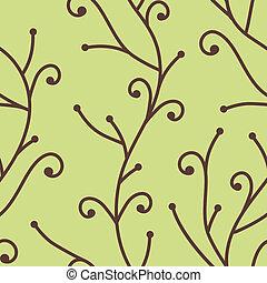 パターン, 木の枝