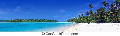 パノラマである, 礁湖