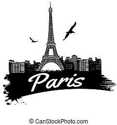 パリ, ポスター