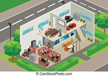 ビジネスオフィス
