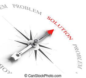 ビジネス, -, 問題, 相談, 解決, 解決, ∥対∥