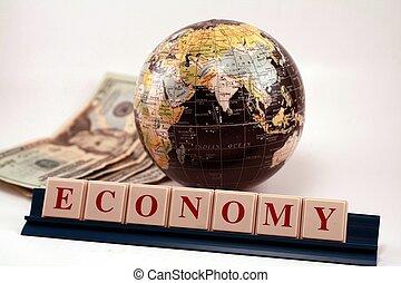 ビジネス, 経済, 世界的である, 世界貿易