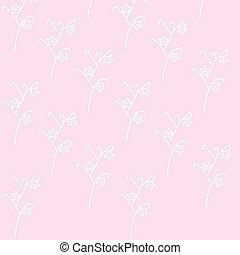 ピンク, ベクトル, wall-paper