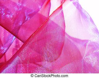 ピンク, 絹, 背景