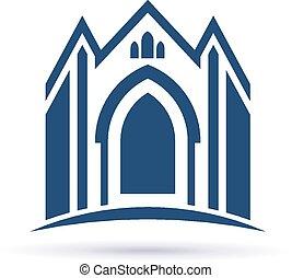 ファサド, 教会, アイコン