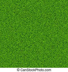 フィールド草, 緑