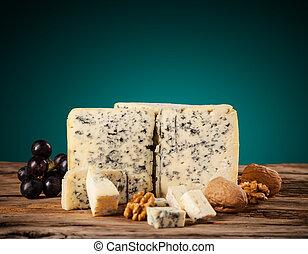 ブルーチーズ, 木