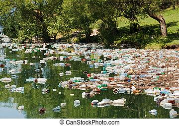 プラスチック, 汚染