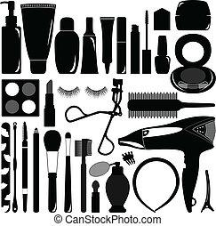 プロダクト, 構造, 化粧品