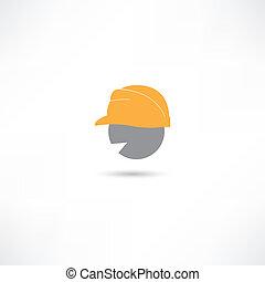 ヘルメット, 頭