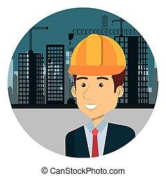 ヘルメット, workside, 特徴, エンジニア