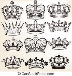 ベクトル, 国王の王冠, コレクション