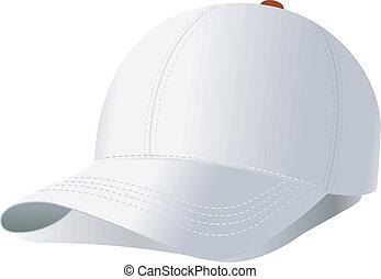 ベクトル, 帽子, 野球