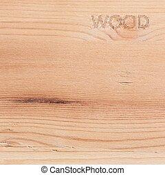 ベクトル, 材木, 木, texture., 壁紙, イラスト
