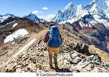 ペルー, ハイキング