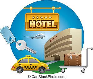 ホテル, サービス