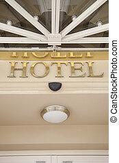 ホテル, 印