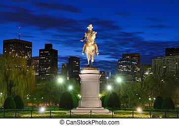 ボストン, 公園
