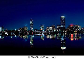 ボストン, 2, スカイライン
