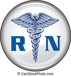 ボタン, 公認看護婦