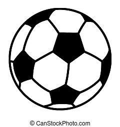 ボール, サッカー, 概説された
