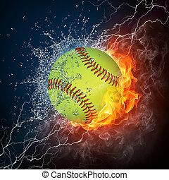 ボール, 野球