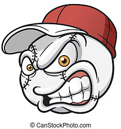 ボール, 野球, 漫画