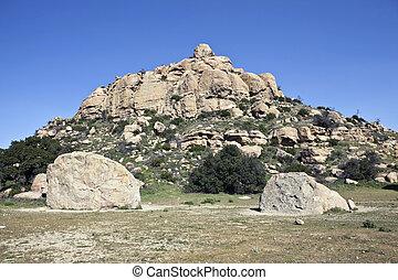 ポイント, stoney, アンジェルという名前の人たち, カリフォルニア, los, 有名, 公園