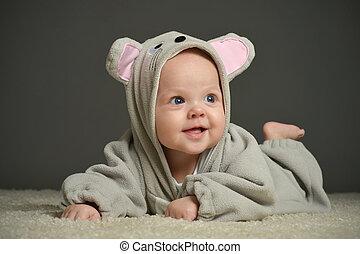 マウス, 赤ん坊, 衣装