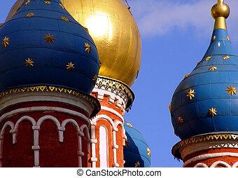 モスクワ, ドーム