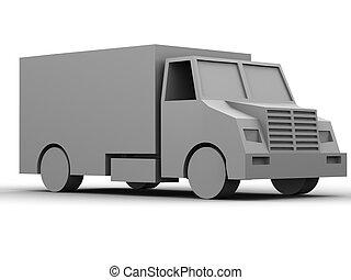 モデル, trailer., 3d